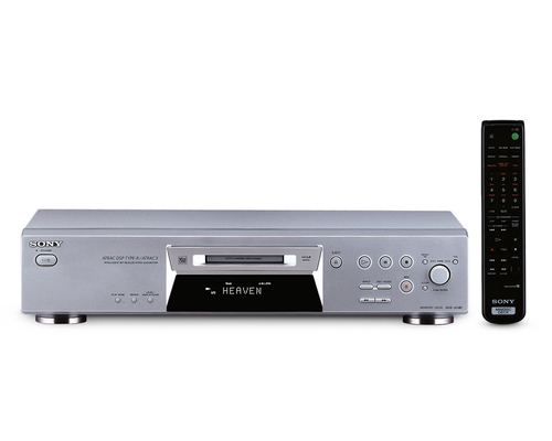 Sony MDS JE 480