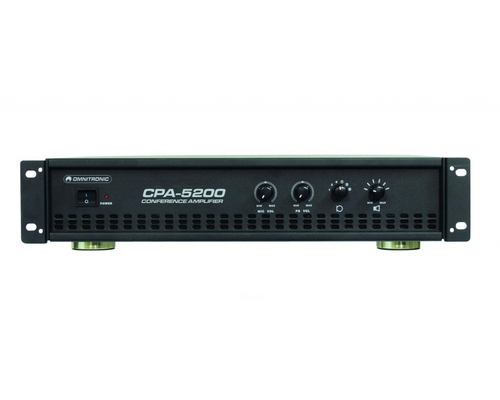 Omnitronic CPA 5200