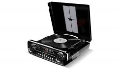 ION AUDIO MUSTANG LP BLACK