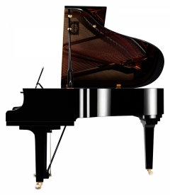 Yamaha C2X PE: Polished Ebony