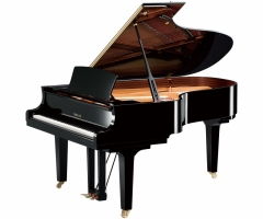 Yamaha C5X PE: Polished Ebony