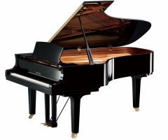 Yamaha Yamaha C7X PE: Polished Ebony