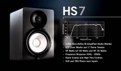 Yamaha HS7 Black