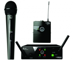 AKG WMS40 Mini Dual Mix Set