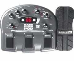 LINE 6  Bass Floof POD