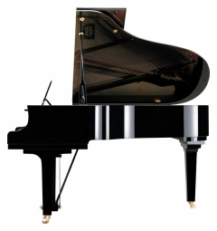 Yamaha C3X PE: Polished Ebony
